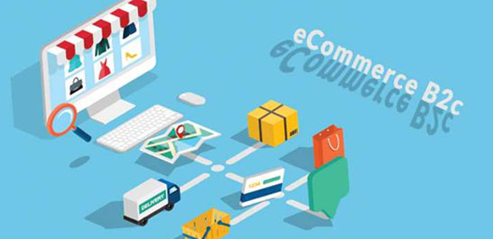 eshop for b2c ecommerce solution
