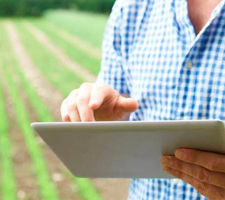 agriculture online with dynamics eshop